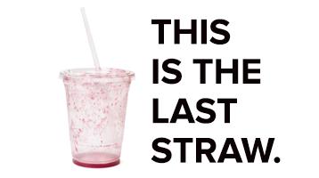 Single-Use Straws